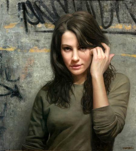 Стена в роли полотна – картины Дэвида Джона Кассана (David Jon Kassan) — фото 1