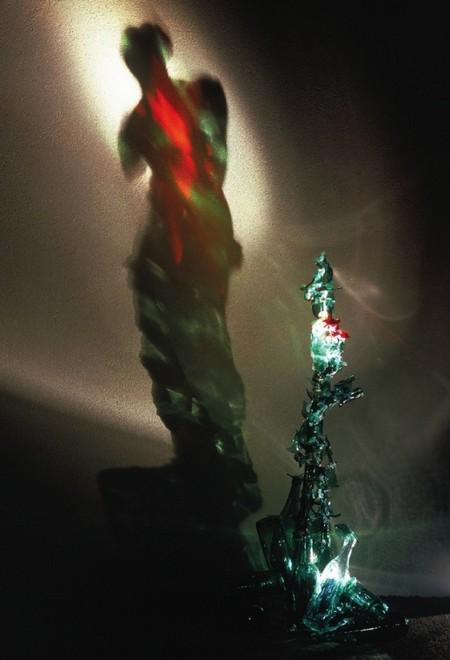 Танцы с тенью – скульптуры Diet Wiegman — фото 5