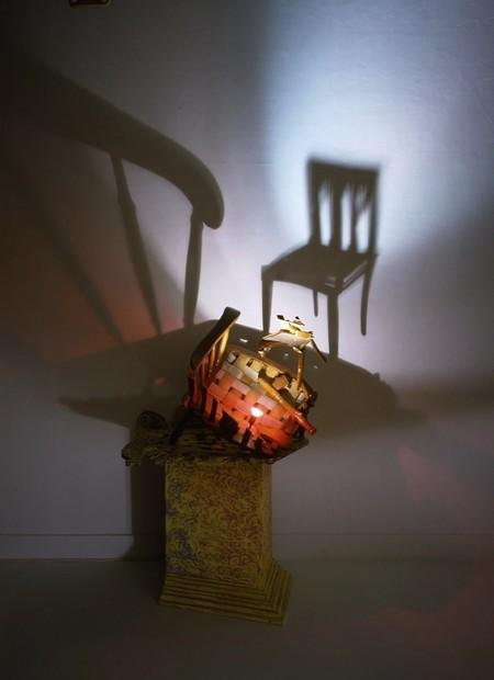 Танцы с тенью – скульптуры Diet Wiegman — фото 3