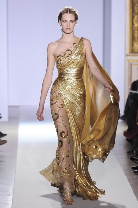 Весенняя коллекция 2013 роскошных платьев Zuhair Murad — фото 7