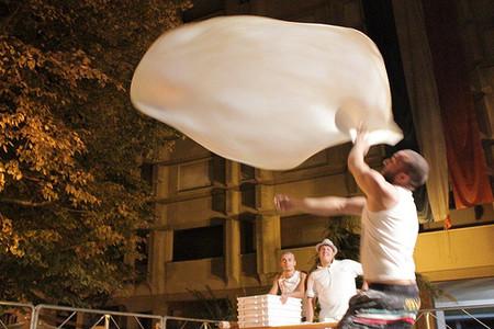 Пиццафест – большой праздник пиццы в Неаполе — фото 12
