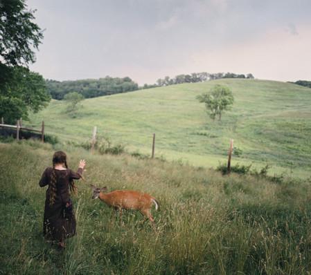 Фотопроект Amelia's world – животные в мире одной девочки — фото 29