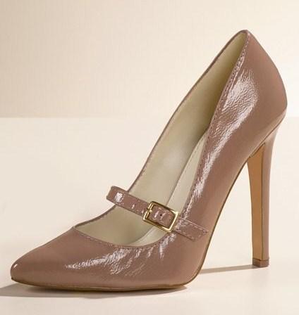 Туфли цвета «нюд» - новая классика! С чем носить, как комбинировать — фото 43