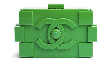 Lego и мода. Сумочки Chanel из коллекции весна-лето 2013 — фото 3