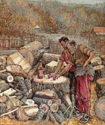 Флорийская мозаика – творческое ноу-хау Александра Юркова — фото 24