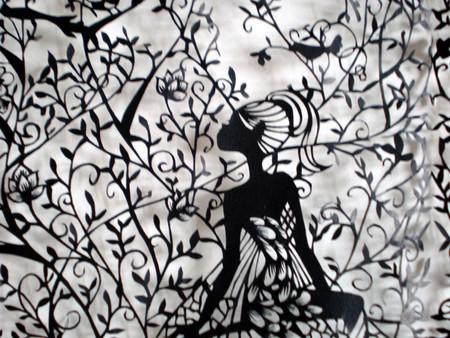 Кружева из бумаги – ювелирные работы Хины Аоямы — фото 7