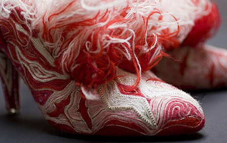 Туфли, похожие на скульптуры (или наоборот) от Марины Демпстер — фото 10