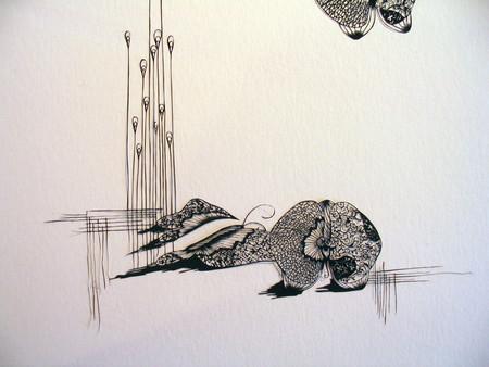 Кружева из бумаги – ювелирные работы Хины Аоямы — фото 24