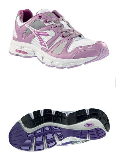 Diadora – умная спортивная обувь — фото 5