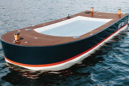 Лодки Hot Tub Boat – с теплым бассейном-джакузи и музыкой — фото 9