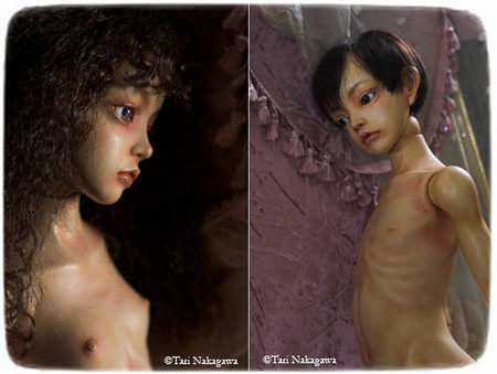 Еще раз о странных куклах – творчество Tari Nakagawa — фото 9
