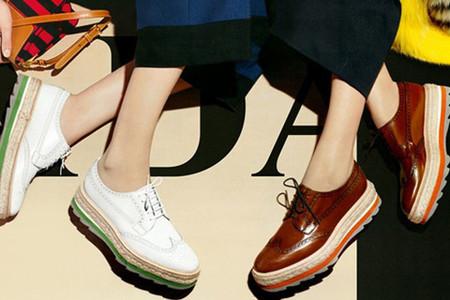 Флатформы, они же криперы, они же криперсы – еще один популярный обувной тренд — фото 52
