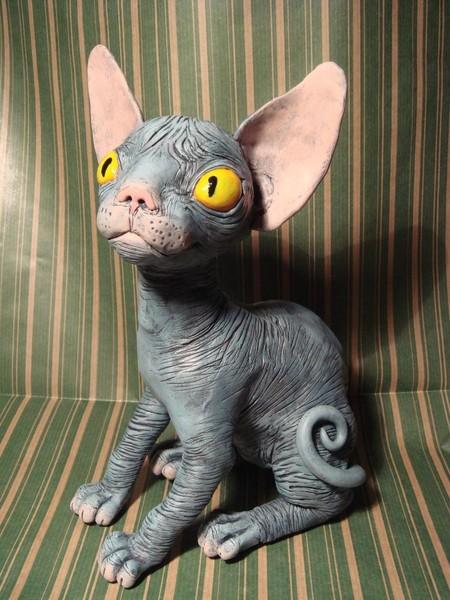 Милые монстры – игрушки Марии Santani — фото 21