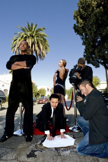 Дэвид Лусиано и Клаудиа Фикка. Что делает художник, когда ему надоедают дорожные ямы? Серию картин! — фото 16