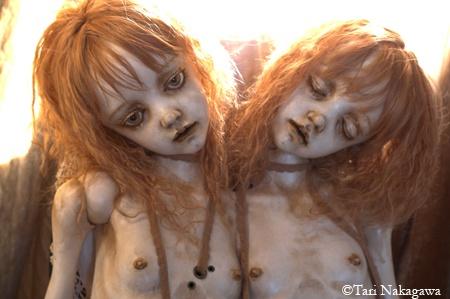Еще раз о странных куклах – творчество Tari Nakagawa — фото 5