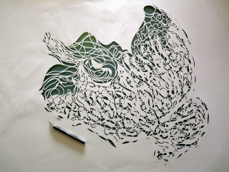 Крис Траппениерс (Kris Trappeniers) – бумажный скульптор — фото 6