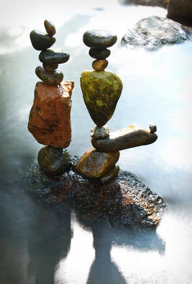 Невозможная грация камней – творчество Майка Граба — фото 10
