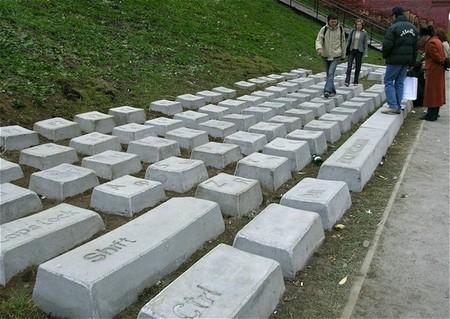 Памятник «клаве» - бетонный бренд Екатеринбурга — фото 8