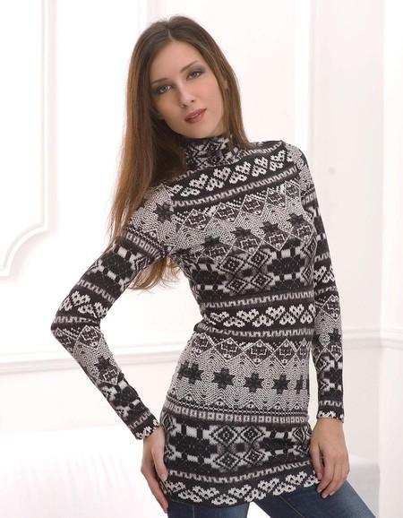 Скандинавские узоры – самый уютный стиль в зимней одежде — фото 24