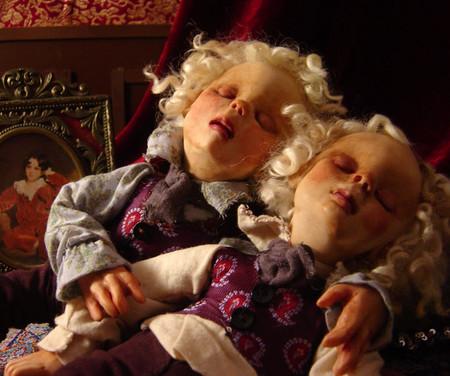 Зомби, монстры, вампиры и прочие куклы Камиллы Млынарчик — фото 28