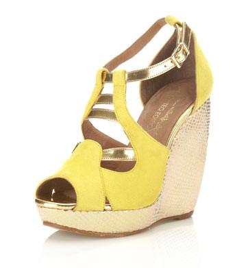 Miss Selfridge - бренд только для модниц! Обувь сезона 2012 — фото 22