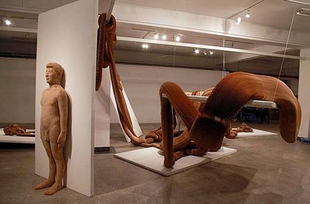 Гибкие скульптуры от Li Hongbo — фото 7