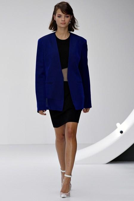 Коллекция Topshop весна-лето 2013 – мода из Британии — фото 35