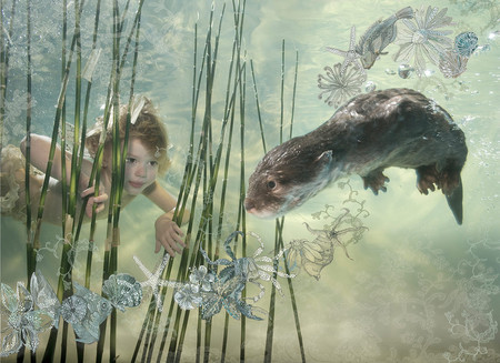 Zena Hollоway – редкий подводный фотограф — фото 6