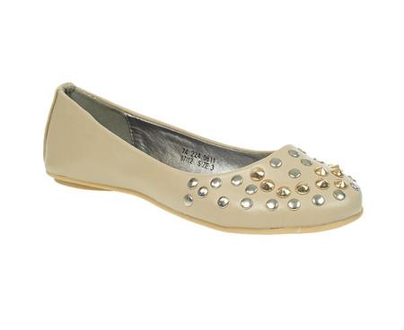 Туфли цвета «нюд» - новая классика! С чем носить, как комбинировать — фото 46
