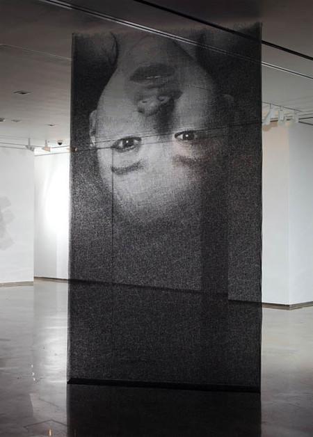 Скульптор, работающий с проволочной сеткой – Сон Мо Парк — фото 10
