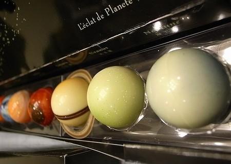 И снова конфеты-планеты. Шоколадный планетарий от L'éclat — фото 6