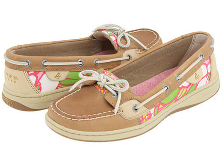 Мокасины Sperry Top-Sider Angelfish – для прогулок под парусом и не только — фото 7