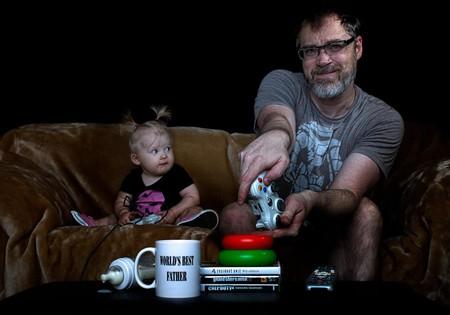 Папа и дочь – истории в картинках. Фото Дэйва Энглдау — фото 23