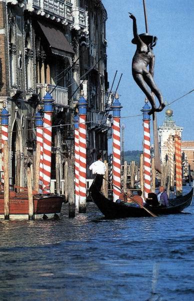 Это в Венеции