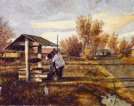Флорийская мозаика – творческое ноу-хау Александра Юркова — фото 15