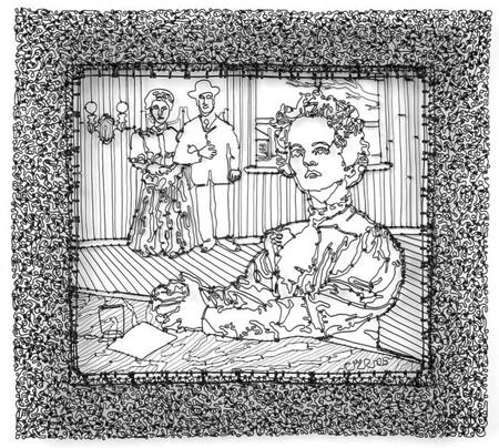 Проволочные фантазии C.W. Roelle — фото 27