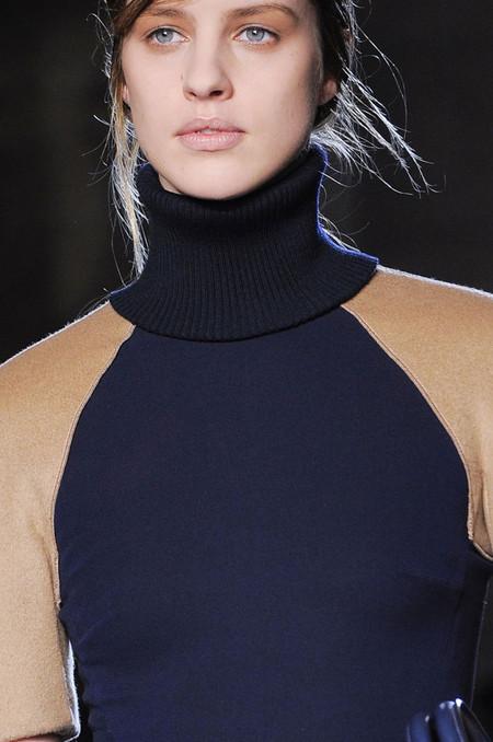 Victoria Beckham осень-зима 2013-2014 – добротная и уютная коллекция — фото 35