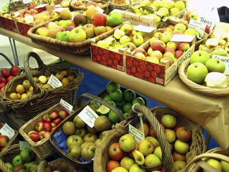 Apple Day в Англии – большой праздник здоровья для любителей яблок — фото 5