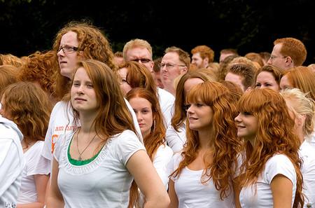 Рыжие всех стран, объединяйтесь! Встреча - в сентябре, в Голландии — фото 23
