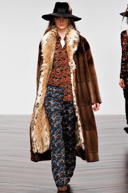 Issa осень-зима 2013-2014 – коллекция от личного стилиста герцогини — фото 29