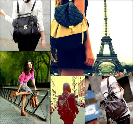 Рюкзаки в городе – выбираем свой и модничаем )) 2013 – год удобных трендов — фото 30