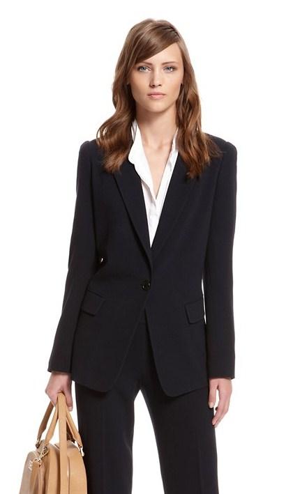 Женская коллекция DKNY зима 2013 – фирменная лаконичность — фото 27