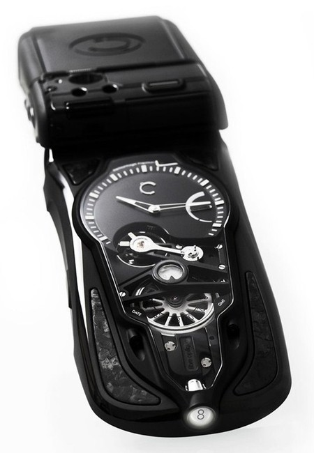 Механические часы в мобильном телефоне. Новый OptiC GMT — фото 8