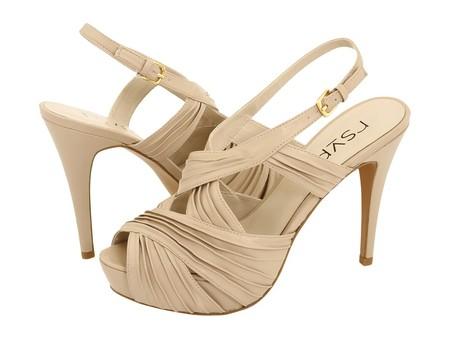 Туфли цвета «нюд» - новая классика! С чем носить, как комбинировать — фото 76