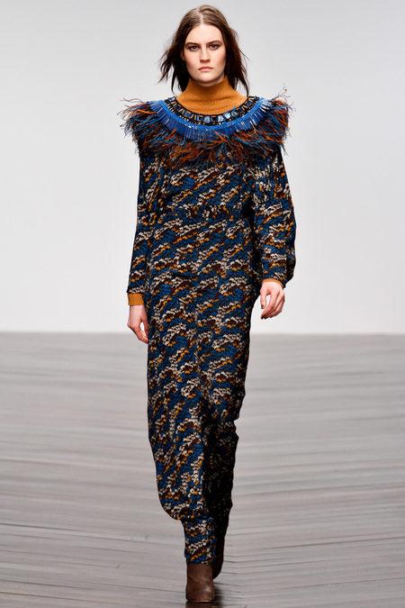 Issa осень-зима 2013-2014 – коллекция от личного стилиста герцогини — фото 30
