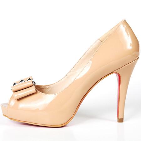 Туфли цвета «нюд» - новая классика! С чем носить, как комбинировать — фото 84