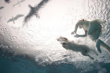 Zena Hollоway – редкий подводный фотограф — фото 8