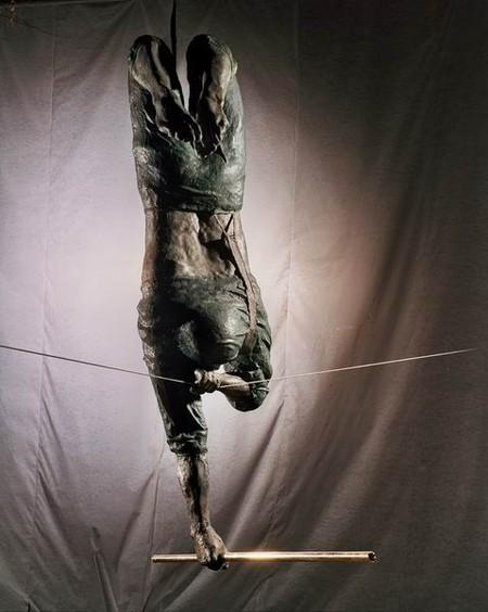 Скульптуры в воздухе от Jerzy Kedziora — фото 22