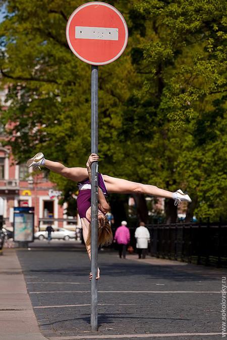 Танцующий Петербург – фотопроект Виталия Соколовского — фото 68