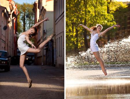 Танцующий Петербург – фотопроект Виталия Соколовского — фото 42